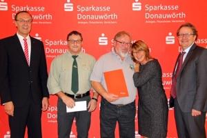 Förderpreis der Sparkasse Donauwörth